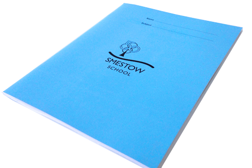 9 x 7 exercise books - the exercise book company