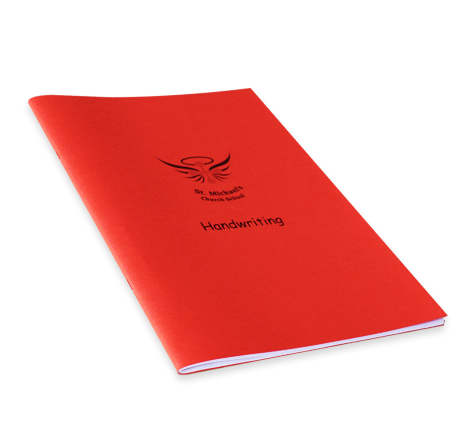 Handwriting books - The Exercise Book Company