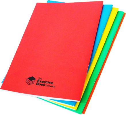 Project books - The Exercise Book Company