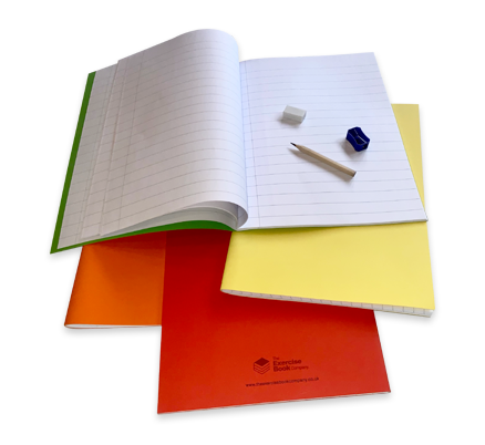 Home Schooling Pack - The Exercise Book Company