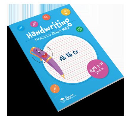 Handwriting Practice Books KS2 - The Exercise Book Company